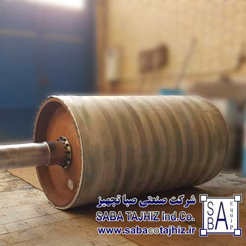 drive pulley drum of cement line-3