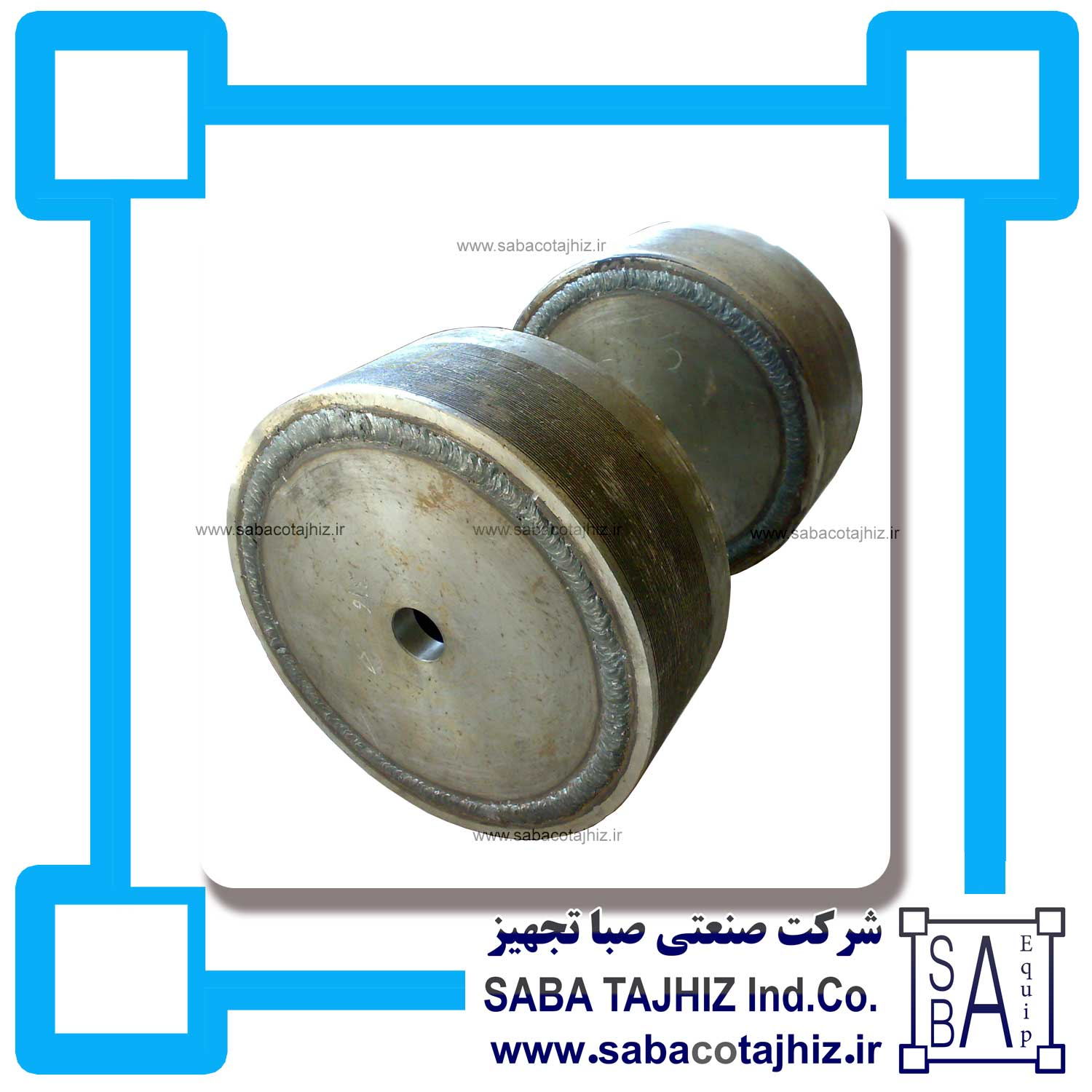 Insulation Plant High Speed Spinner Disks